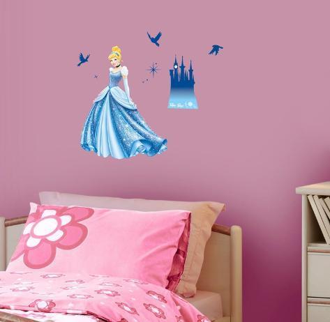 Disney Princess - Dream Decalcomania da muro