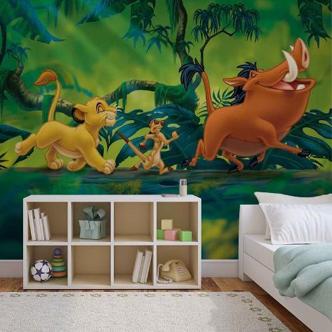 Disney The Lion King - Hakuna Matata - Vlies Non-Woven Mural Mural de papel pintado