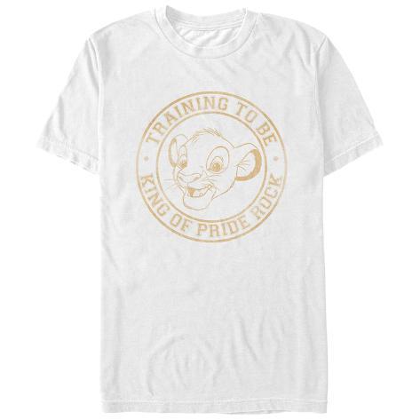Disney: The Lion King- King In Training Camiseta