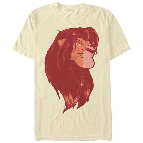 Disney: The Lion King- Sincere King T-Shirt