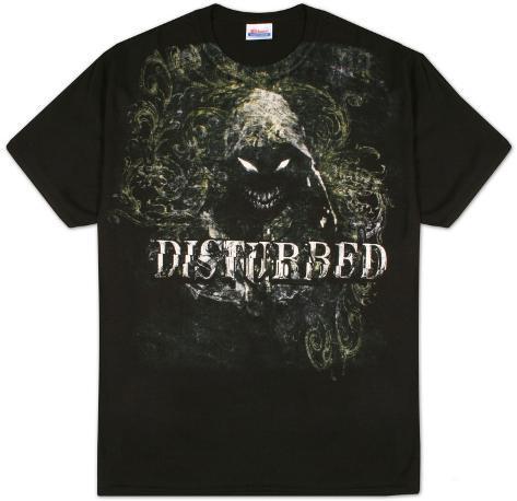 Disturbed - Sick Flourish T-Shirt