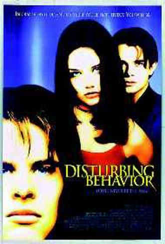 Disturbing Behavior Original Poster