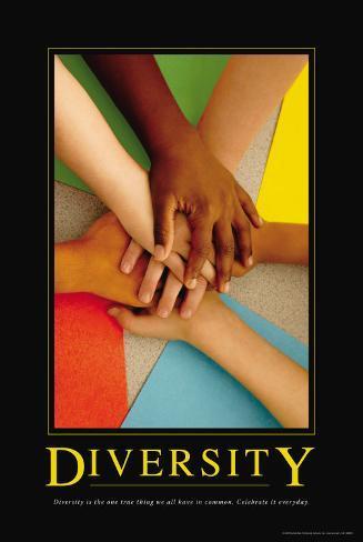 Diversità Poster