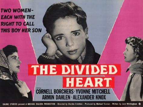 Divided Heart (The) Art Print