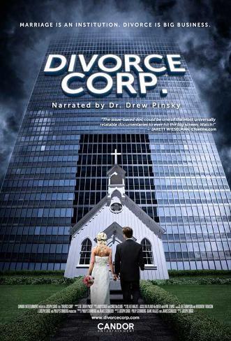 Divorce Corp Masterprint