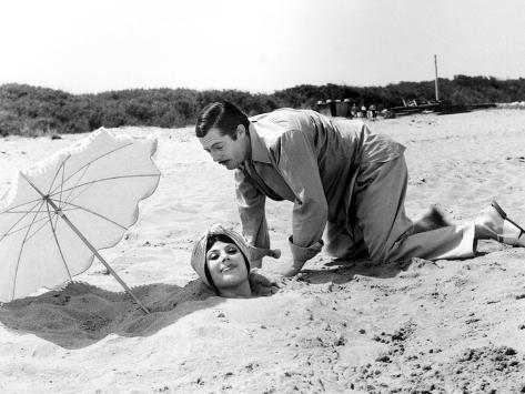 Divorce - Italian Style, Marcello Mastroianni, Daniela Rocca, 1961 Photo