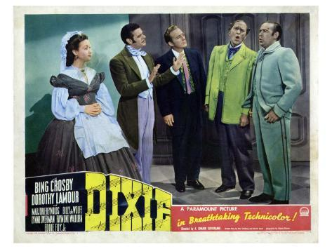 Dixie, 1943 Stretched Canvas Print