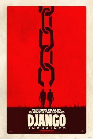 Django-Unchained Poster