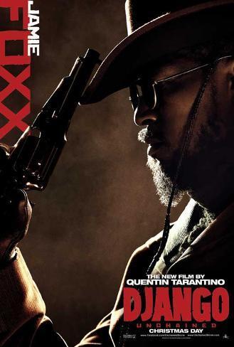 Django Unchained Masterprint