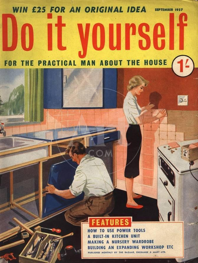 Do it yourself diy kitchens magazine uk 1950 giclee print privacy preference centre solutioingenieria Images