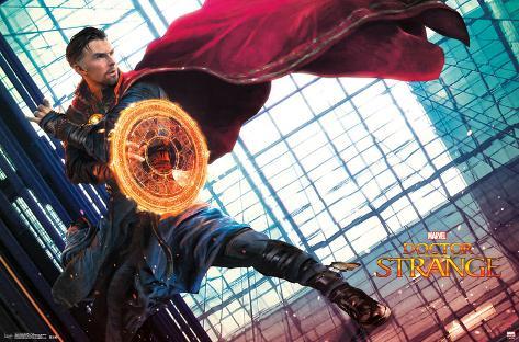 Doctor Strange- Cloak Poster