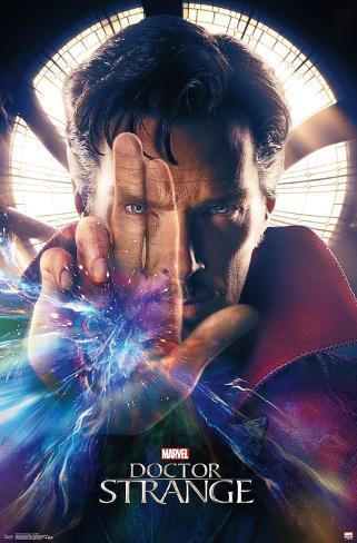 Doctor Strange- One Sheet Poster