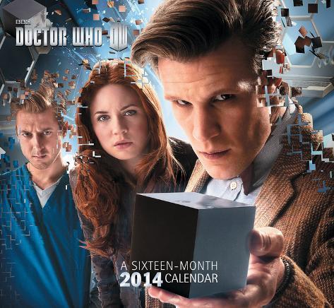 Doctor Who - 2014 Mini Calendar Calendars