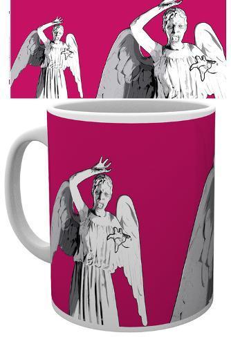 Doctor Who Angel Pop Mug Mug