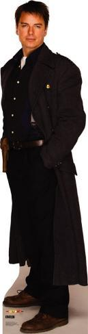 Doctor Who - Captain Jack Lifesize Standup Cardboard Cutouts
