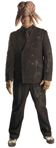 Doctor Who-Dalek Sec Hybrid Cardboard Cutouts