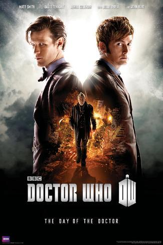 Doctor Who- Day Of The Doctor Poster