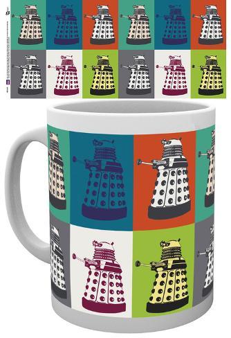 Doctor Who Pop Art Mug Mug