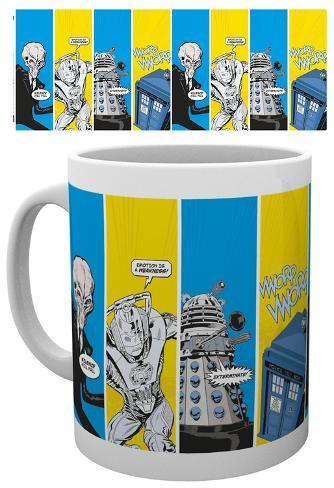 Doctor Who Space Cadets Mug Mug