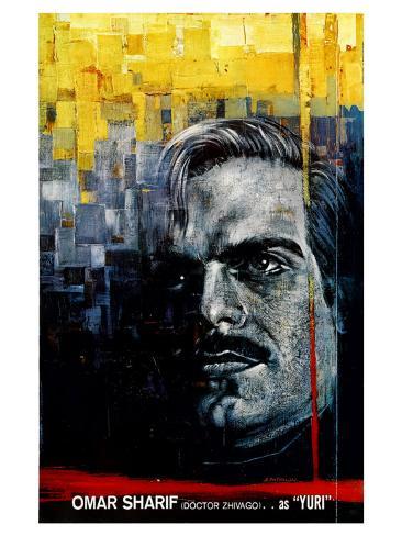 Doctor Zhivago, 1965 Art Print