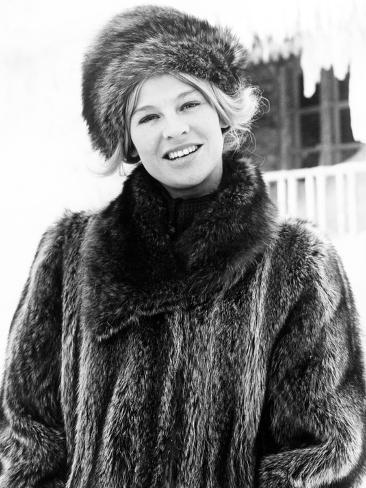 Doctor Zhivago, Julie Christie, 1965 Photo