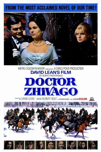 Doctor Zhivago Stampa master