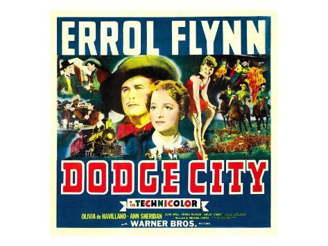 Dodge City, 1939 Photo