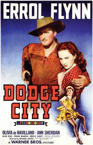 Dodge City Masterprint