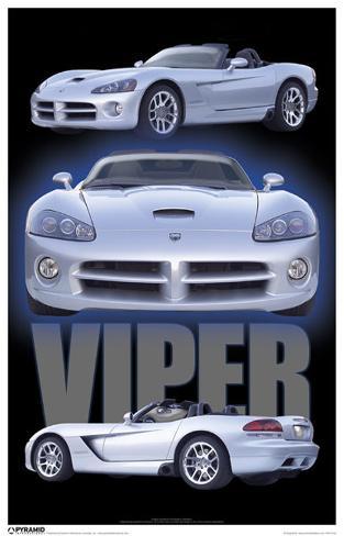 Dodge Viper Masterprint