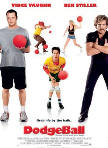 Dodgeball: A True Story of an Underdog Original Poster