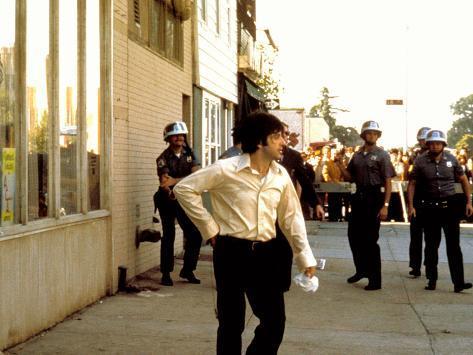 Dog Day Afternoon, Al Pacino, 1975 Photo