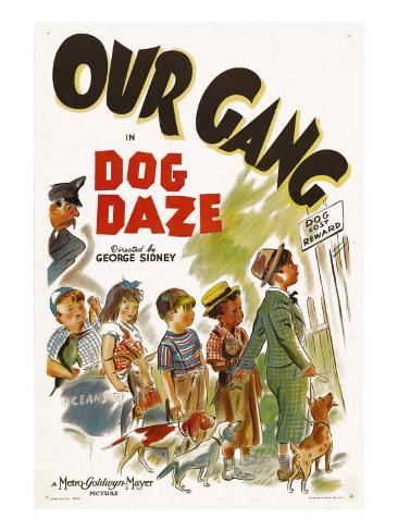 Dog Daze, Lee Phelps, 1939 Photo