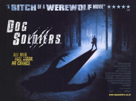 Dog Soldiers Masterprint