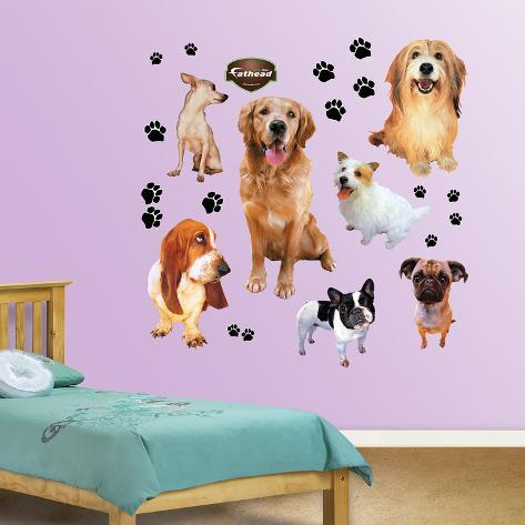 Dogs Wall Decal