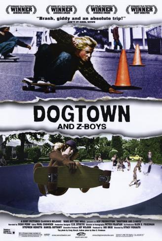 DOGTOWN & Z-BOYS(2001年) マスタープリント