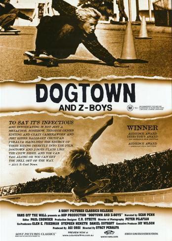 Dogtown &  Z-Boys: Onde Tudo Começou Impressão original