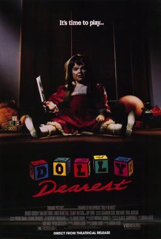 Dolly Dearest ポスター