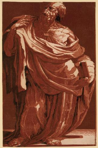 An Apostle (Paul?), Between 1500 and 1552 Lámina giclée