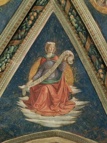 Sibyl, 1483-86 Impressão giclée