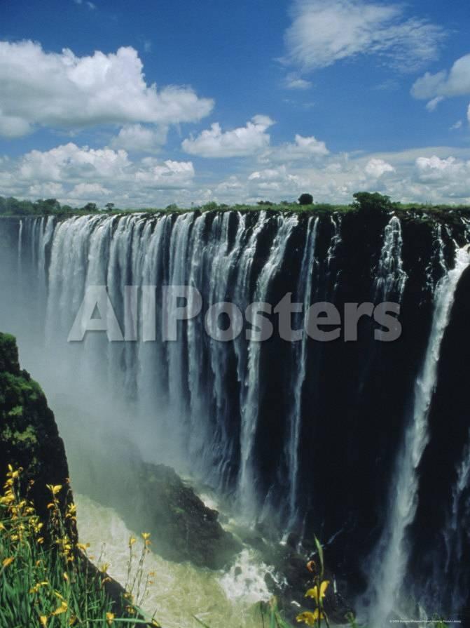 Victoria Falls Zimbabwe Africa