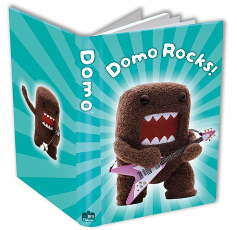Domo Rocks Journal Journal