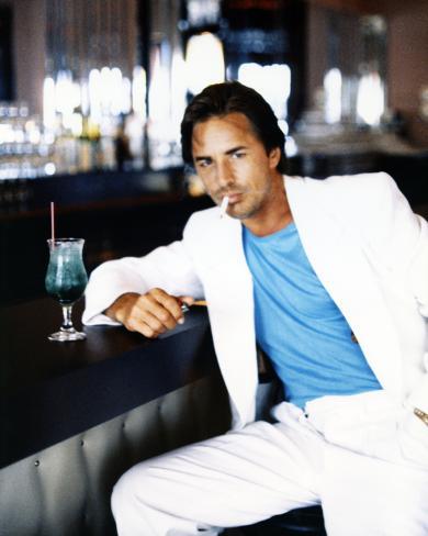 Don Johnson - Miami Vice Photo