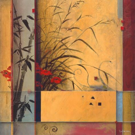 Bamboo Division Art Print