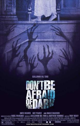 Don't Be Afraid of the Dark Masterprint