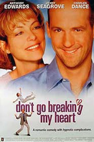 Don't Go Breaking My Heart Original Poster