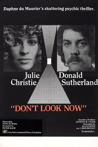 Don't Look Now, 1973 Art Print