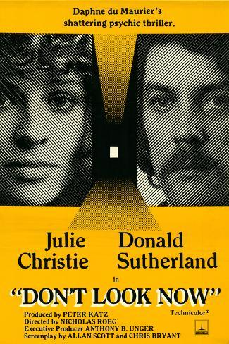 Image result for don't look now poster