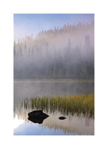 Scott Lake Giclée-vedos