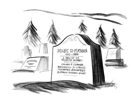 Gravestone with inscription