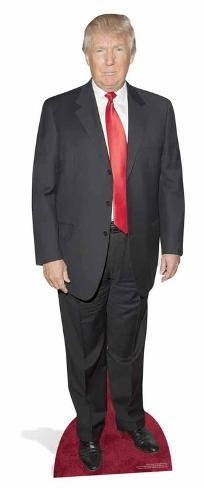 Donald Trump - Red Carpet Figura de cartón